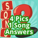 4 Pics 1 Song Answers Featured