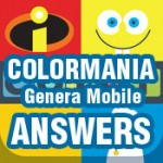 Colormania Genera Mobile Answers Featured