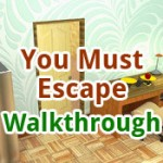 You Must Escape Walkthrough Featured