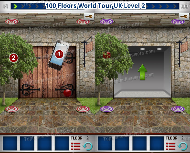 100 Floors World Tour UK Level 2