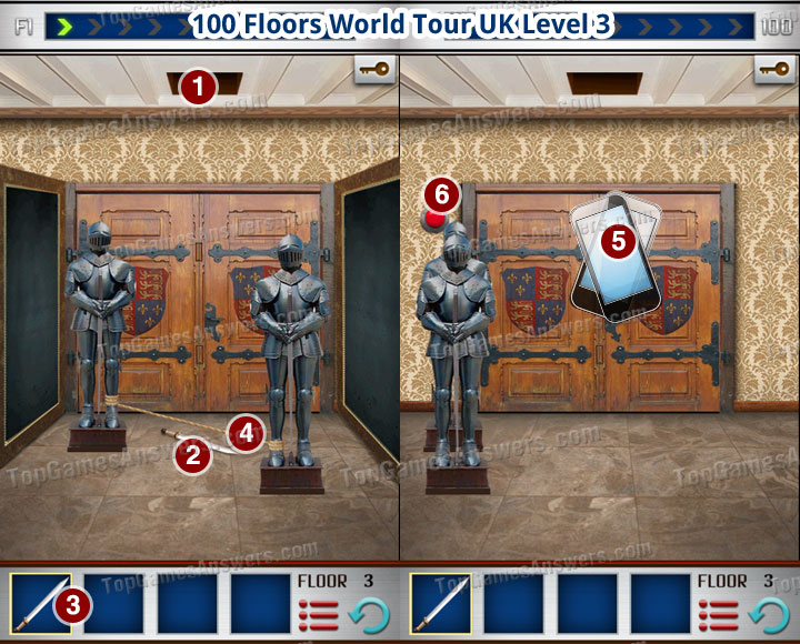 100 Floors World Tour Usa Level 1 100 Floors World Tour
