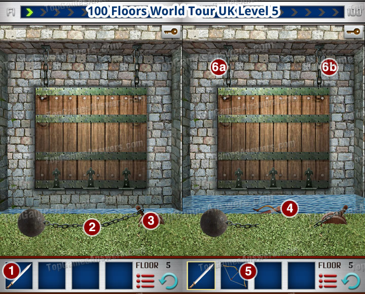 100 Floors World Tour Level 3