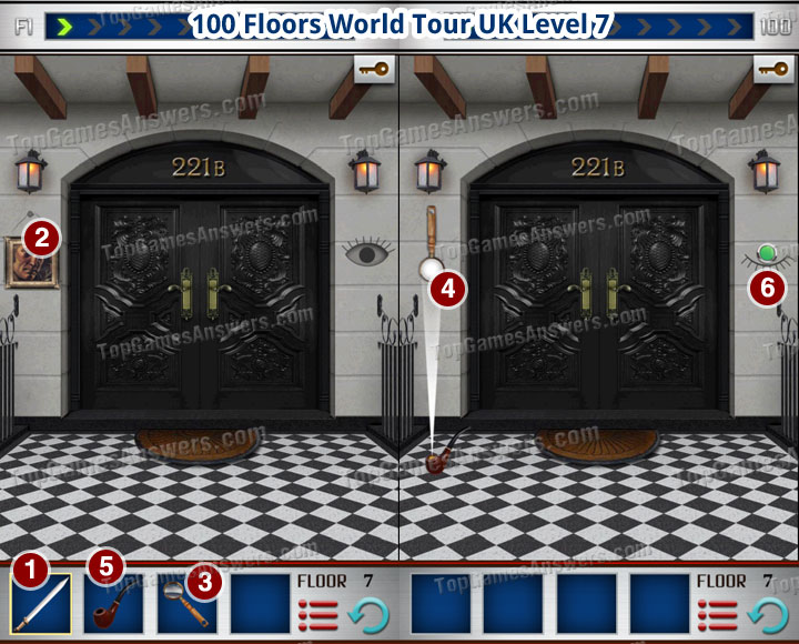 100 Floors World Tour UK Level 7