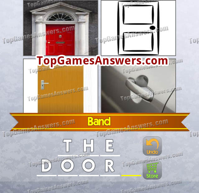 4 Pics 1 Mix Answers Bands Level 3