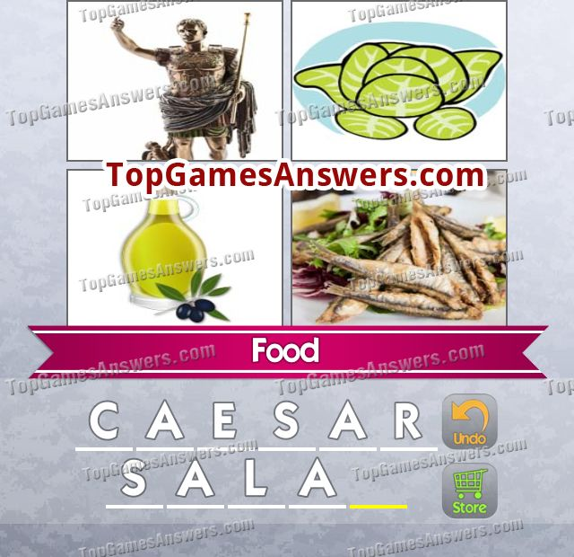 4 Pics 1 Mix Answers Foods Level 12