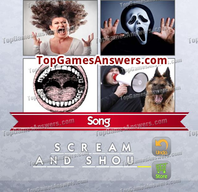 4 Pics 1 Mix Answers Songs Level 16