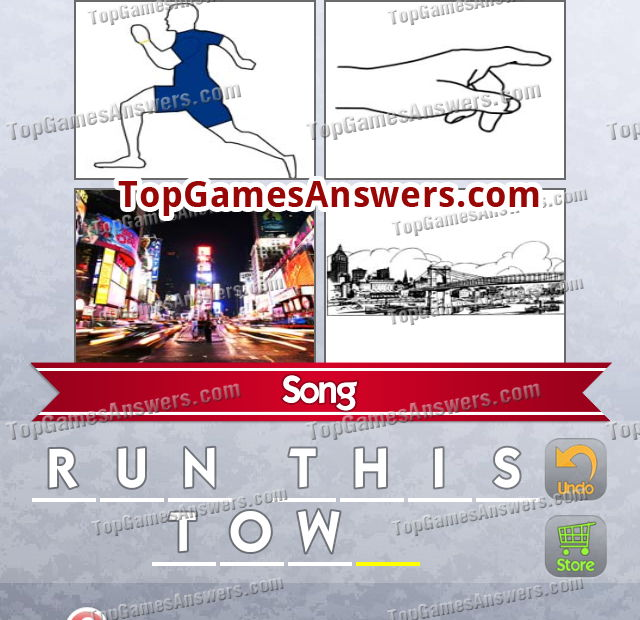 4 Pics 1 Mix Answers Songs Level 23