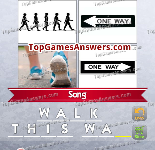 4 Pics 1 Mix Answers Songs Level 6