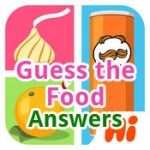 Hi Guess the Food Answers Featured