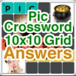 Pic Crossword Answers 10x10 Featured