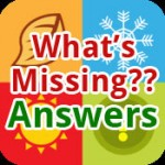 What's Missing?? Answers Featured